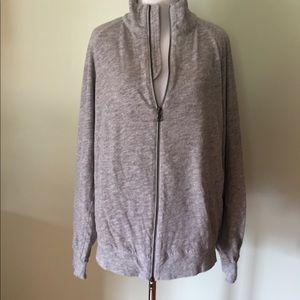 Vince grey sweatshirt size large